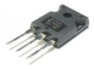 transistores irf450 mosfet