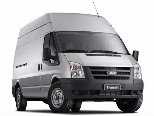 transit 2012  nuevo garret turbo