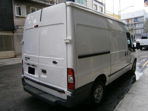 transit 2013 blanca turbo diesel 2.2