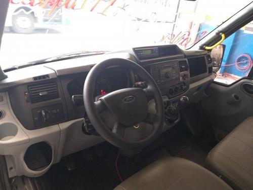 transit 2.2 passageiro turbo diesel 3p manual