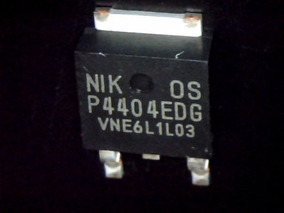 P4404EDG NIKO-SEM TRANSISTOR TO-252 P4404EDG