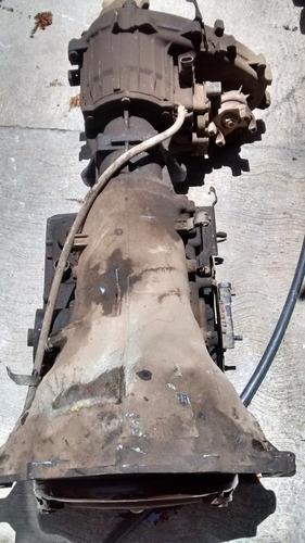 transmisión automática silverado 4x4