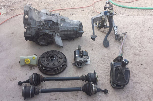 transmisión conversion standard audi a4 passat 1.8 turbo