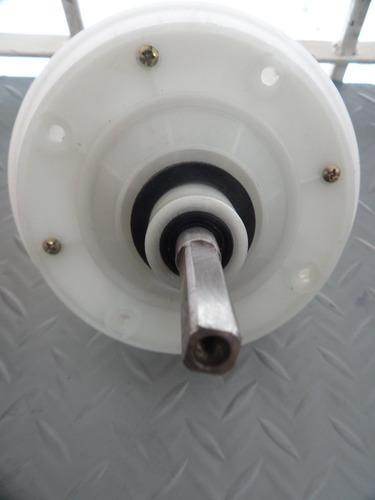 transmision de lavadora doble tina daka eje largo 7$