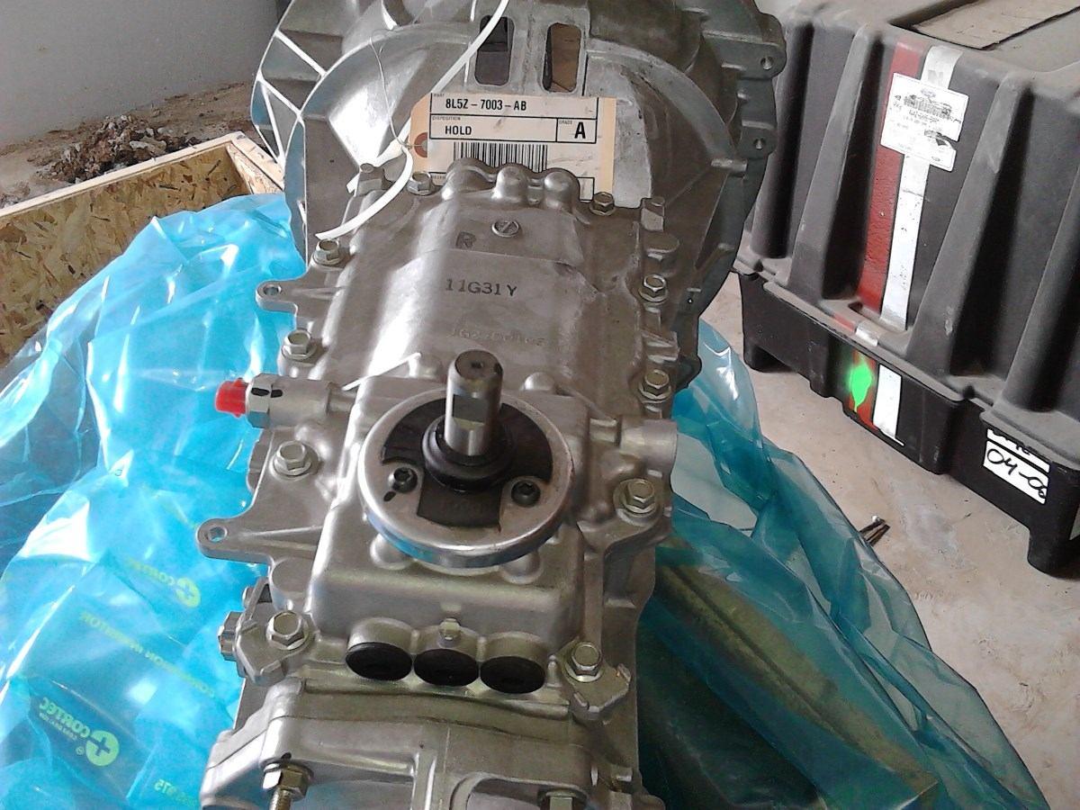Transmision Ford Ranger Argentina 2 3 L Manual Nueva
