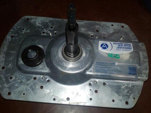 transmision lavadora mabe ge aqua 14/18 kilos