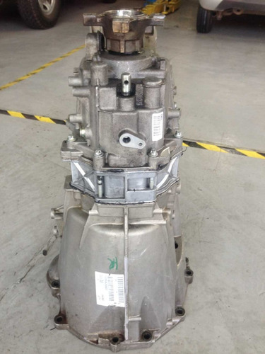 transmisión manual volkswagen crafter o sprinter