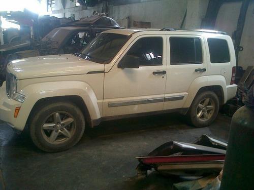 transmisión trasera jeep cherokee kk 2008 2012