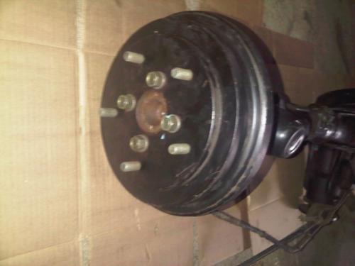 transmision  trasera toyota hilux d 5 espárragos y tambores