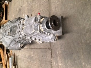 transmision zf de 6 velocidades 6.0 6.4 7.3 ford f450 f550