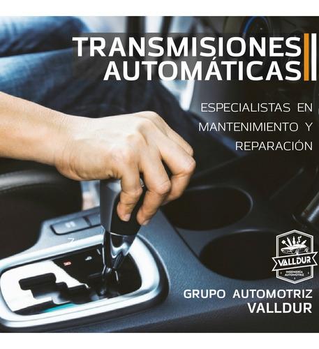 transmisiones cajas automáticas reparación mantenimiento