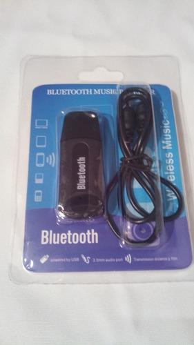 transmisor adaptador bluetooth receptor con cable auxiliar