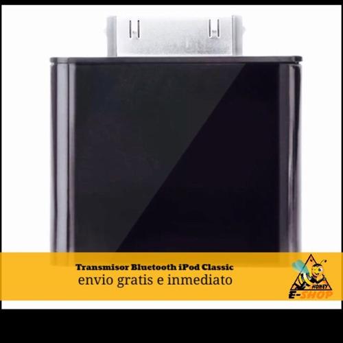 transmisor bluetooth para ipod classic, y ipods de 30 pines
