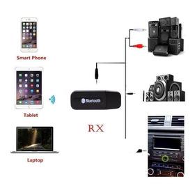 Transmisor De Audio Bluetooth 3.5 Auxiliar