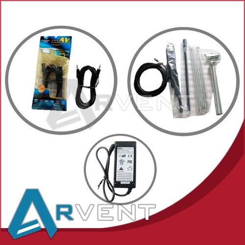 transmisor de radio fm 15w (clase a) + antena + cable