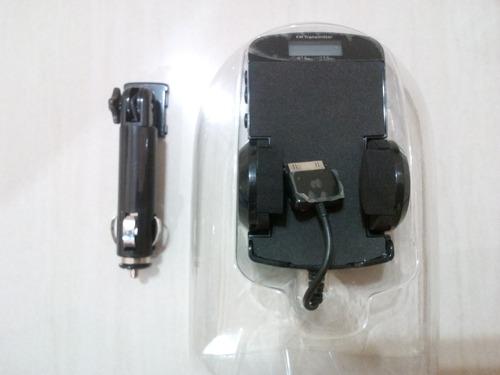 transmisor digital fm base para ipod y iphone