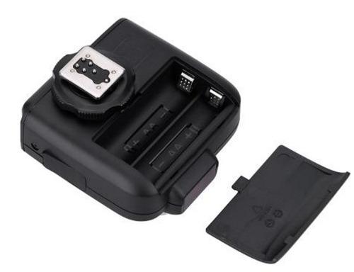 transmisor disparador godox x1 para canon