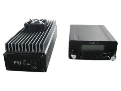 transmisor fm 30w digital oferta