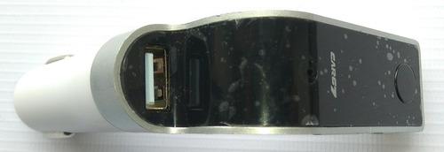 transmisor fm bluetooth, puerto usb y micro sd,manos libres