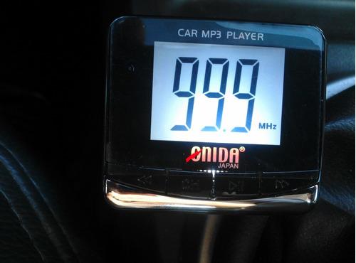 transmisor fm modulador para tu vehiculo