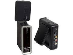 transmisor inalámbrico de audio y video