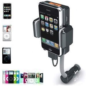 transmisor manos libres iphone 4 3gs 3g todo ipod