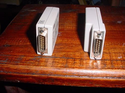 transmisor micro allied telesyn 210t de par trenzado centrec