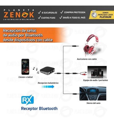 transmisor receptor audio bluetooth digital optico aux usb