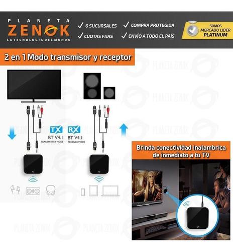 transmisor receptor bluetooth audio digital inalambrico