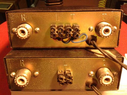 transmisor receptor de linea telefonica