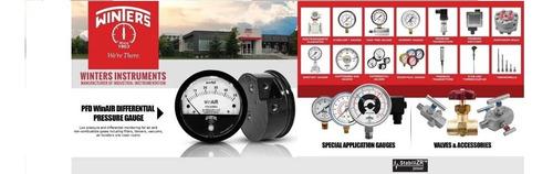 transmisor sensor de presión winters le1 1/4 rangos