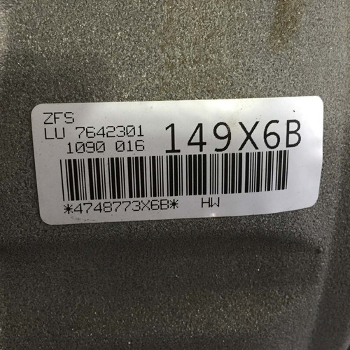 transmissão automática bmw 320 turbo 2012 8hp45