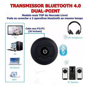 Transmissor Audio Bluetooth Som Tv Para Caixa Fone Bluetooth