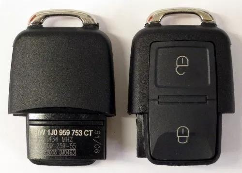 transmissor chave canivete golf original vw