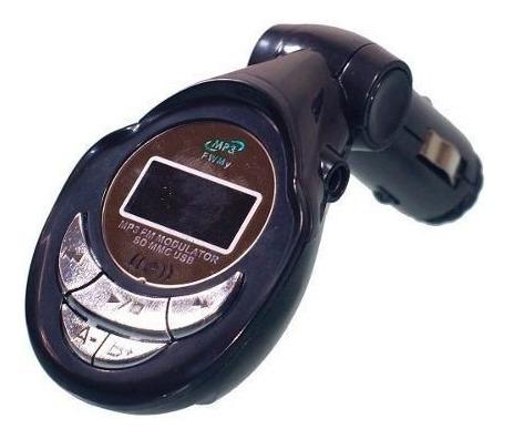 transmissor fm veicular wireless mp3 redondo