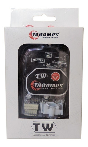 transmissor taramps de sinal wireless tw master taramps
