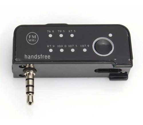 transmissor via fm sem fio wireless acompanha fonte veicula