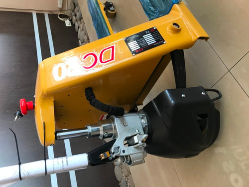 transpalet zorra eléctrica 2000 kg cbd20j-b heli / chl