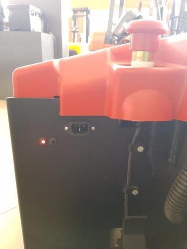 transpaleta zorra hidráulica eléctrica 1500kg