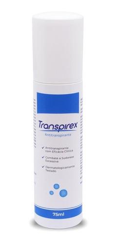 transpirex - resolva a hiperidrose alternativa ao perspirex