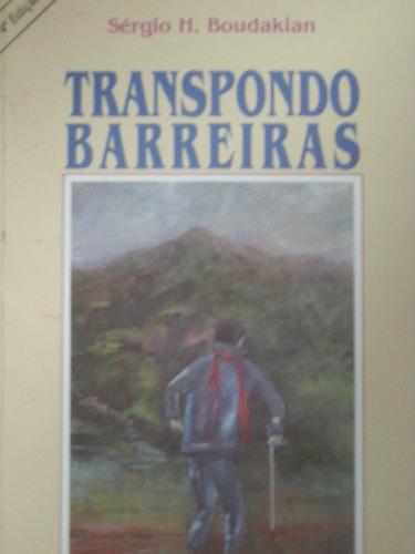 transpondo barreiras - sérgio h. boudakian - 1999