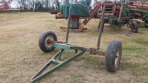 transportador de rollos agroar