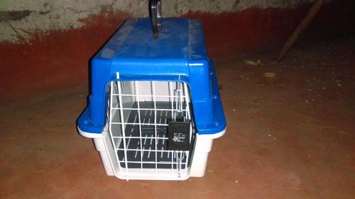 transportadora gato perro chico reja metal sólo cdmx
