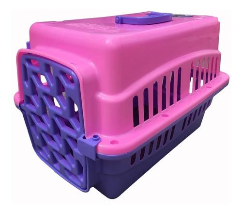 transportadora gatos jaula
