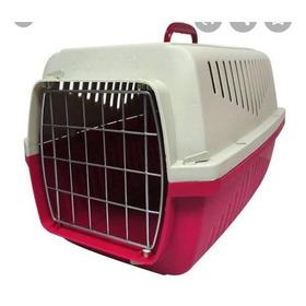 Transportadora Kennel Skipper Perros Y Gatos.