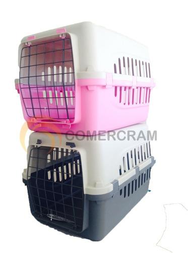 transportadora mascotas jaula