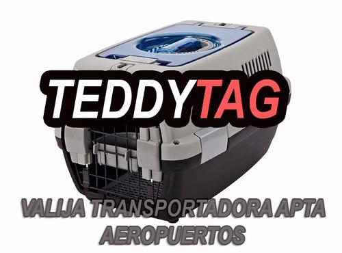 transportadora medianas (avión) x 5u - art. mascotas x mayor