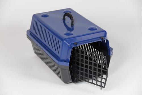 transportadora para gatos mediana 57x37x30 cm