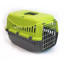 Jaula Transporte Gipsy Para Perros Gatos Variedad Colores