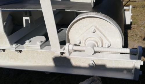 transportadoras de banda 6.80m x 24  uso rudo, en remate